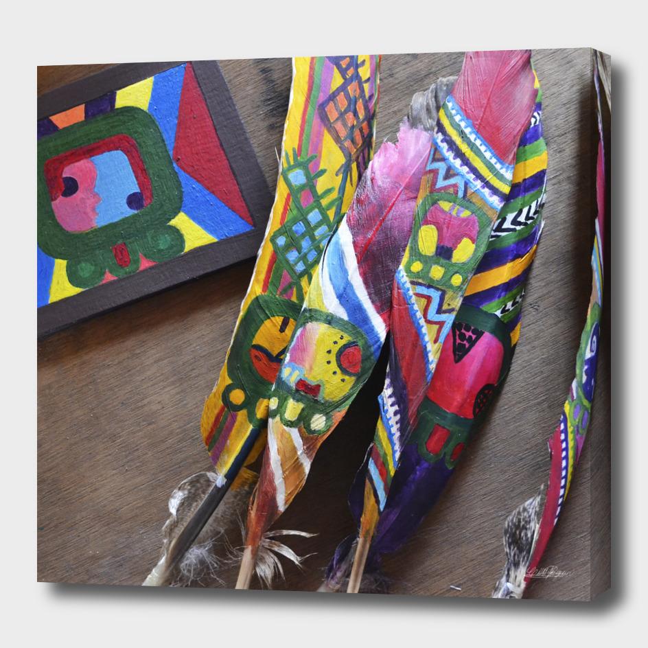 Guatemalan Paint