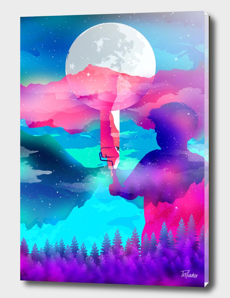 Artistic XLII - Indigo Artist / NE