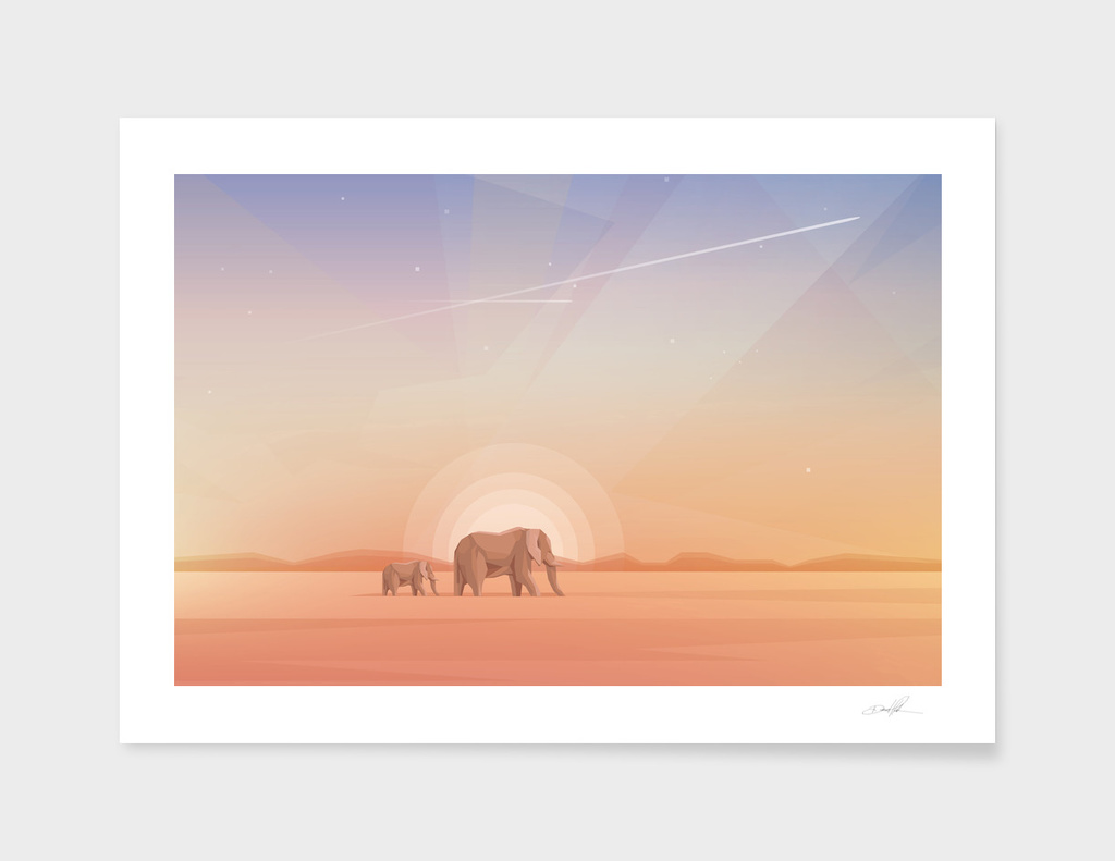 Elephants Journey