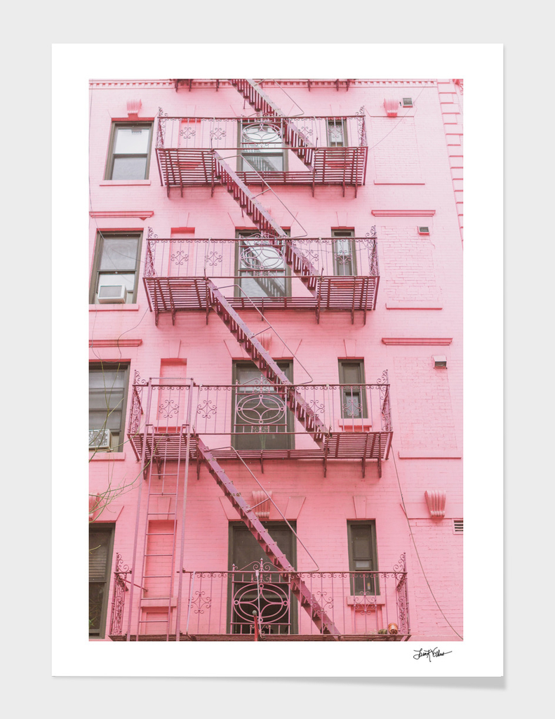 Pink Soho