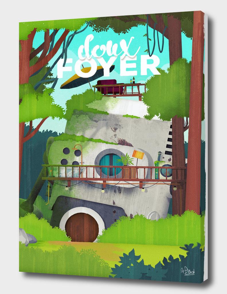 Doux Foyer (Old Robot)