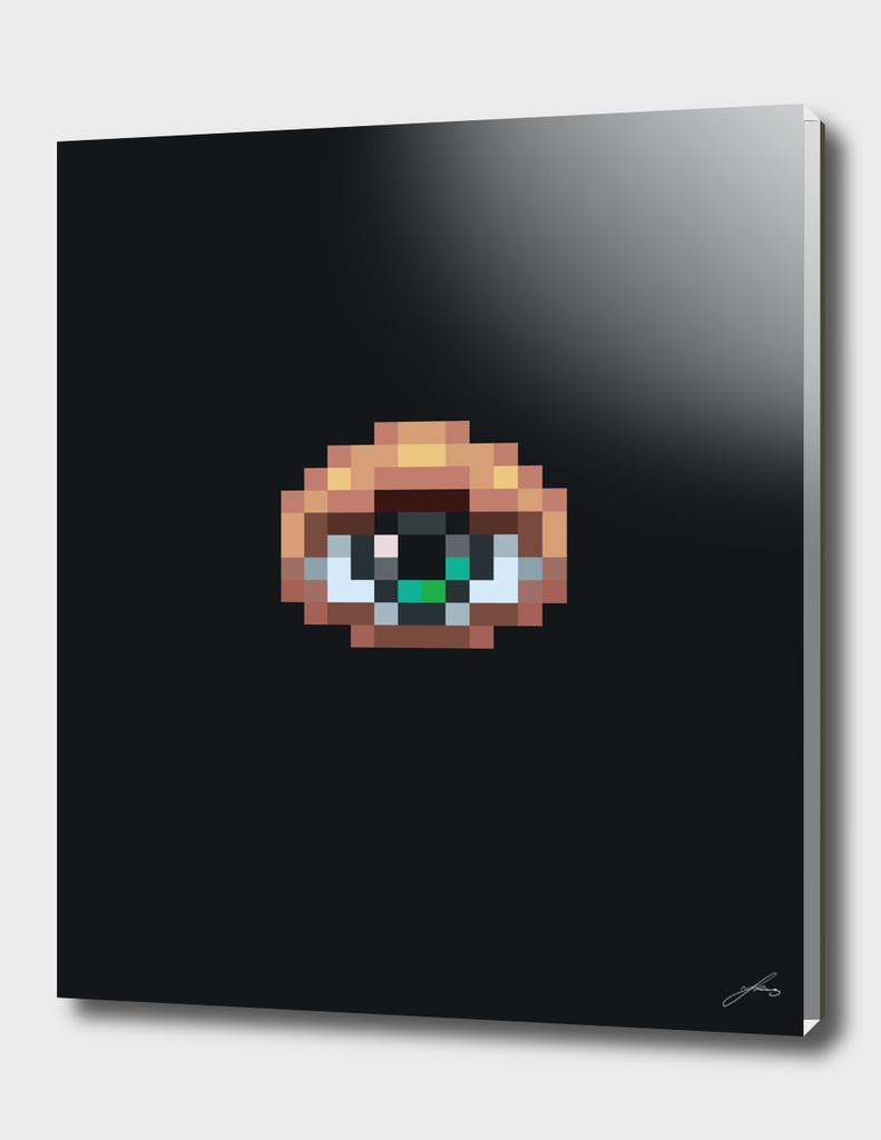 Pixel eye