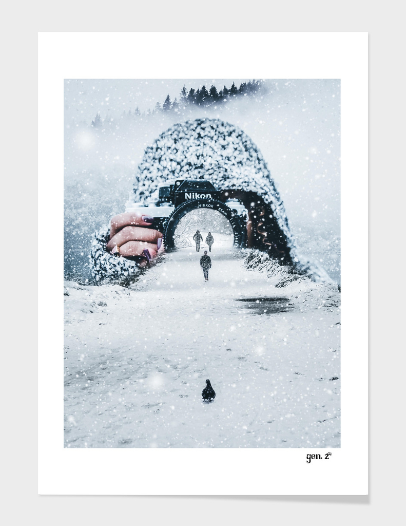 SnowPhoto by GEN Z