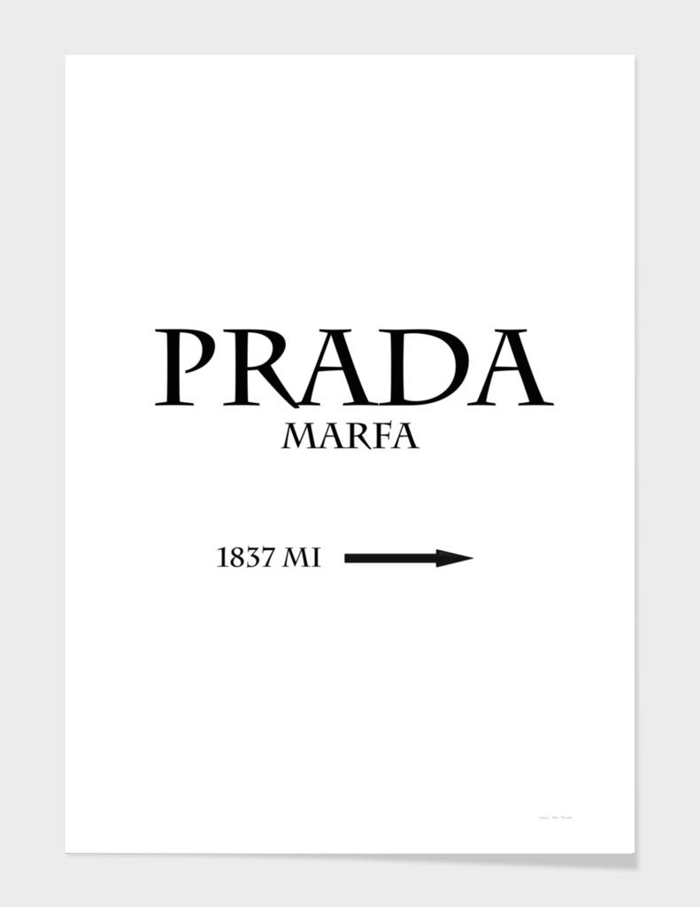 PRADA MARFA 1837 MI