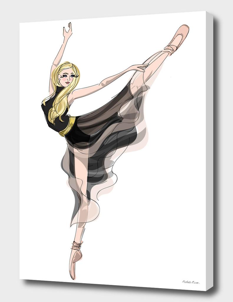 Fashionista Ballerina