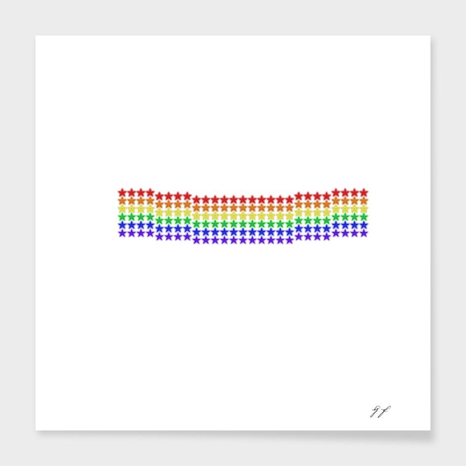 Neonstars LGBT+ Banner