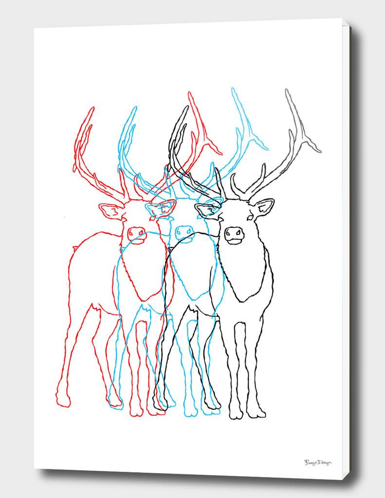 Tri-Elk