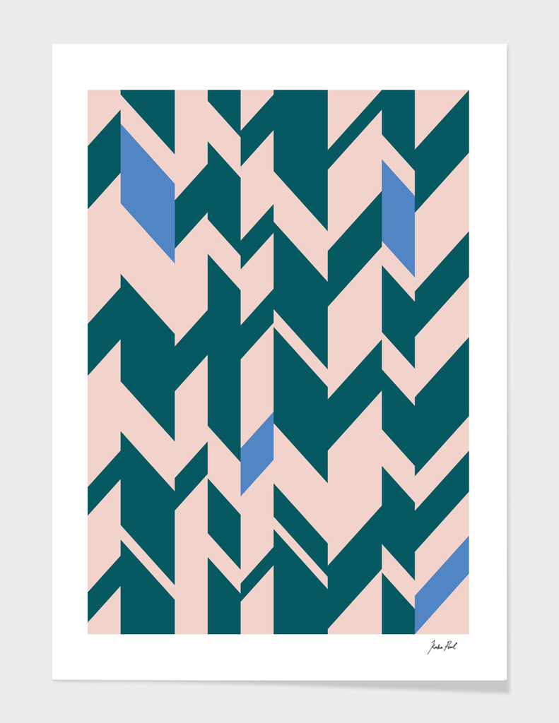 Chevron, abstract pattern
