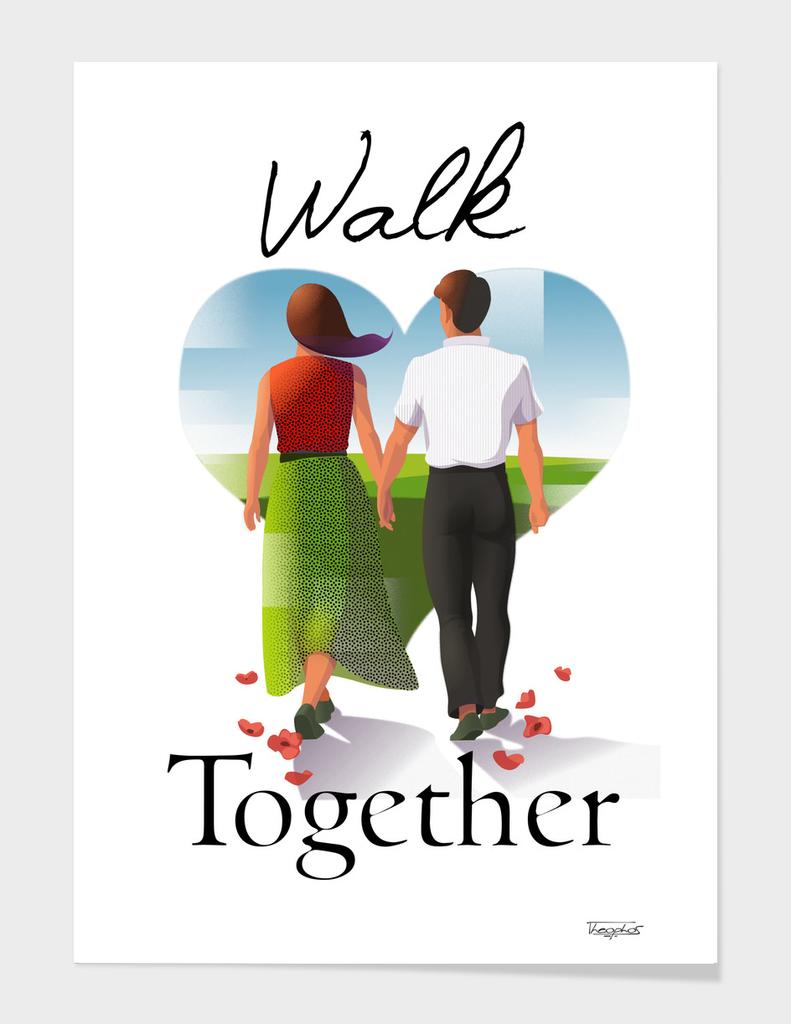 Walk Together I