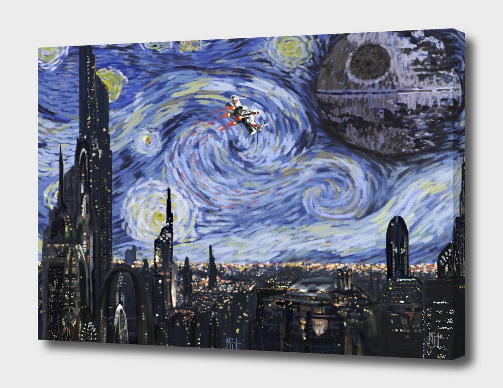 A Starry Wars Night