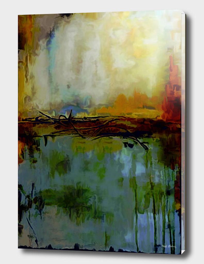 Abstract composition 94