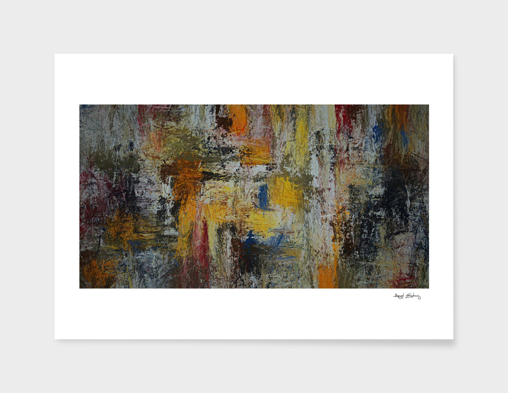 Abstract composition 97