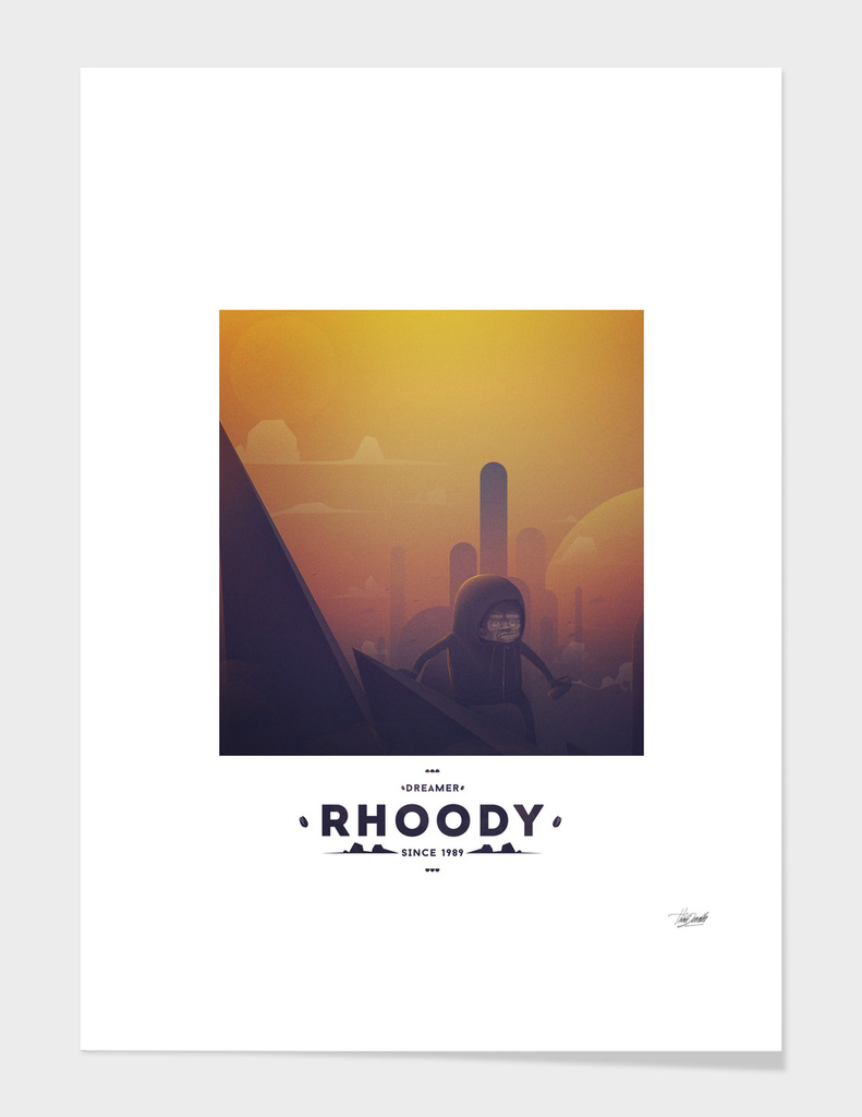 Rhoody - Sunrise