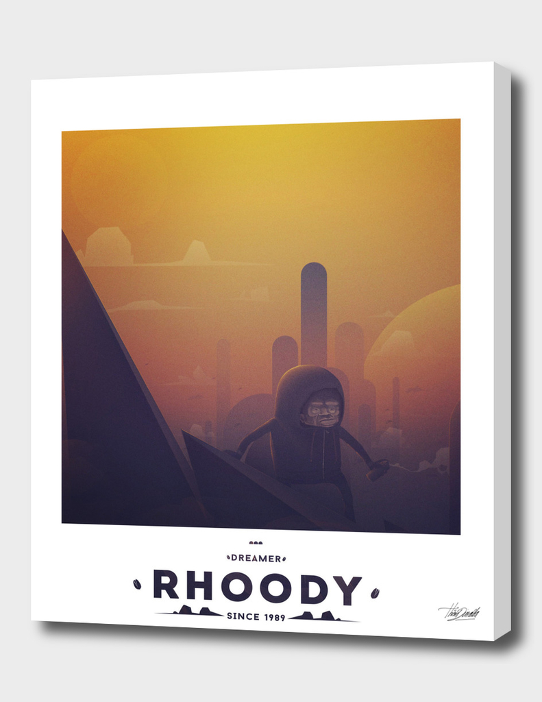 Rhoody - Sunrise