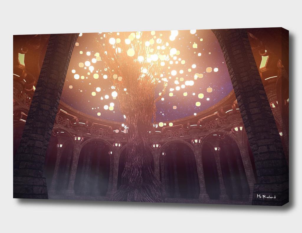 Ancient Tree of Light