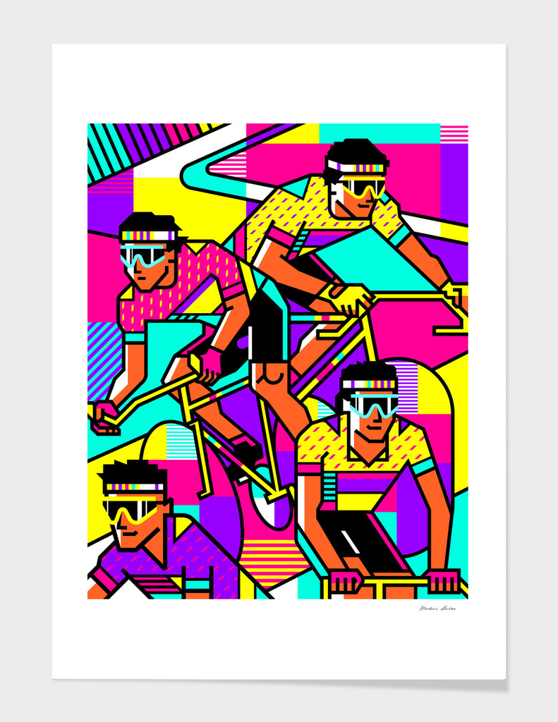 80s cycling