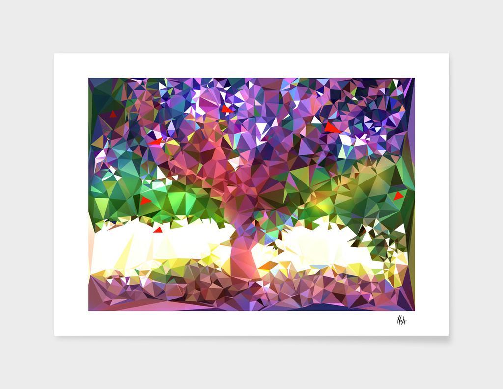 Prismatic Tree