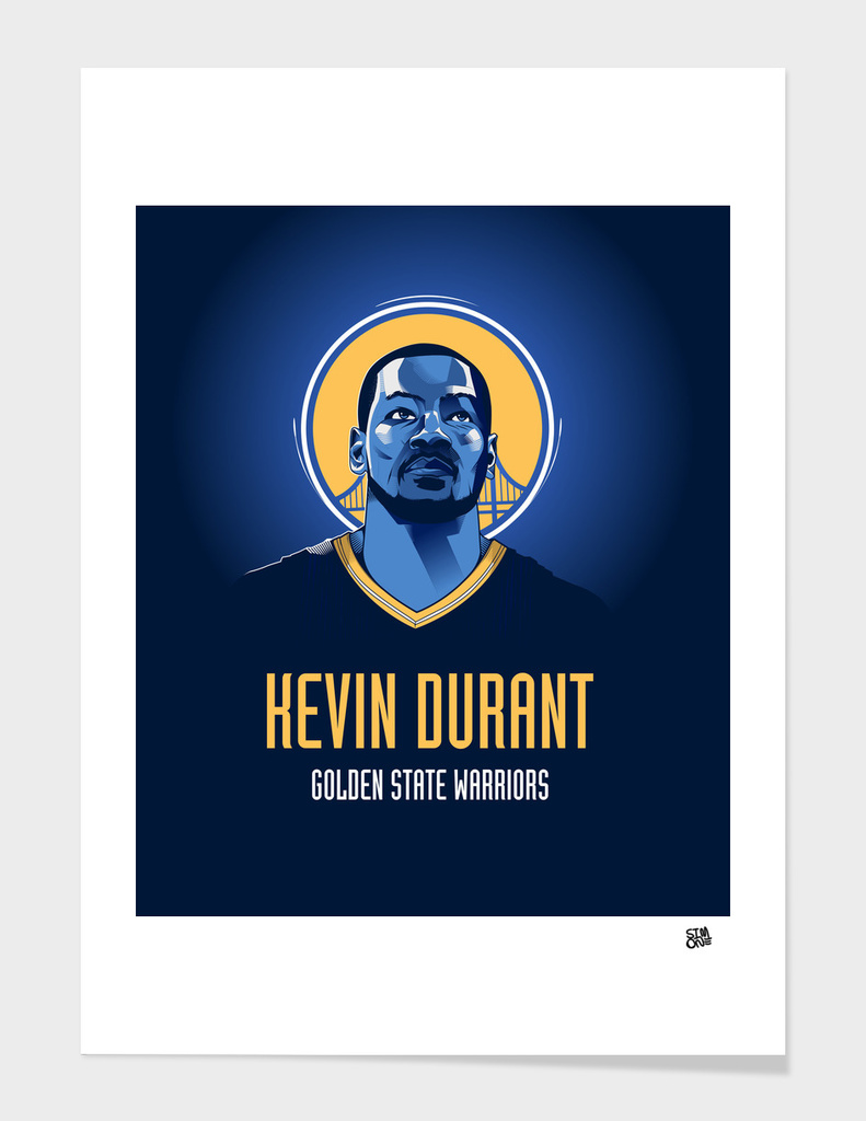 Kevin Durant - Warriors 2016/2017