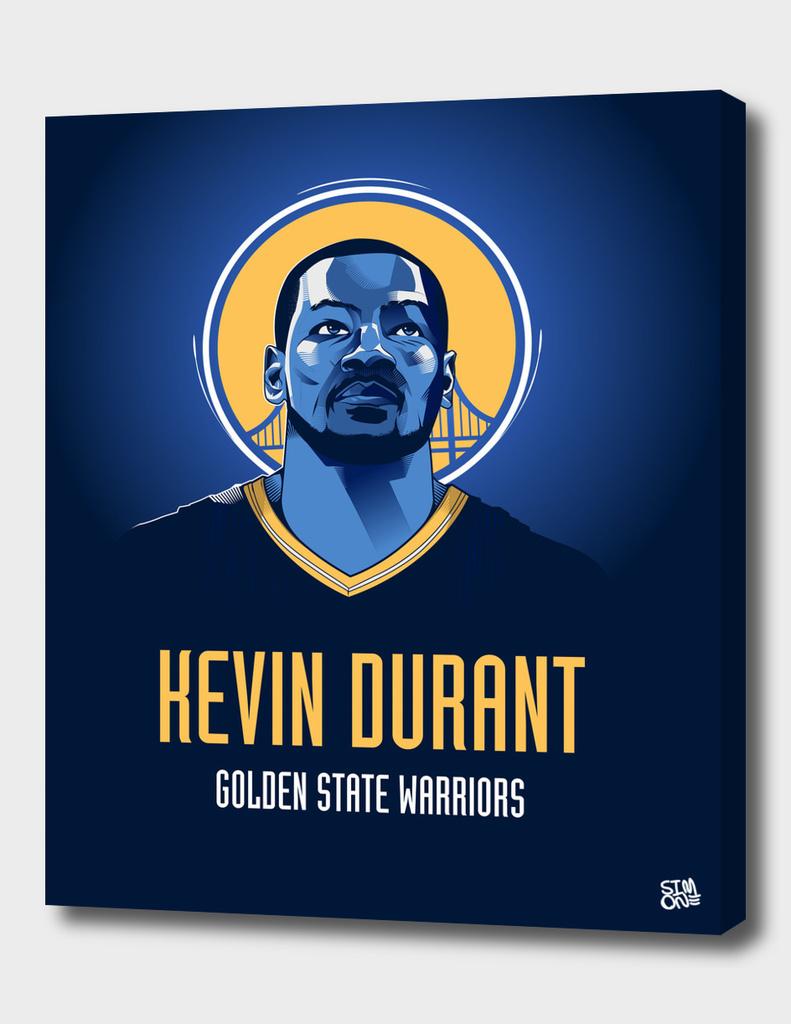 Kevin Durant - Warriors 2016/2017