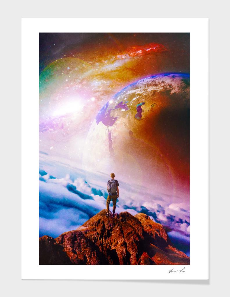 Wanderer Of Cosmos