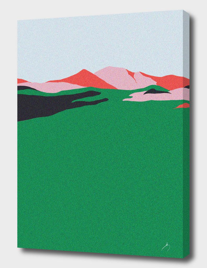 MountainーB
