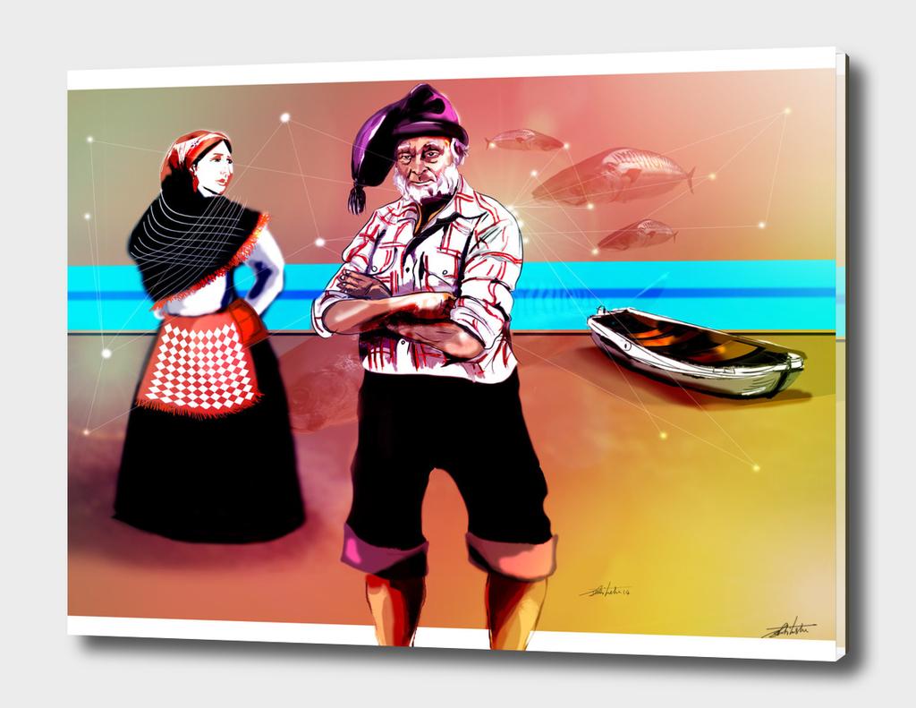 pescarias - fisheries