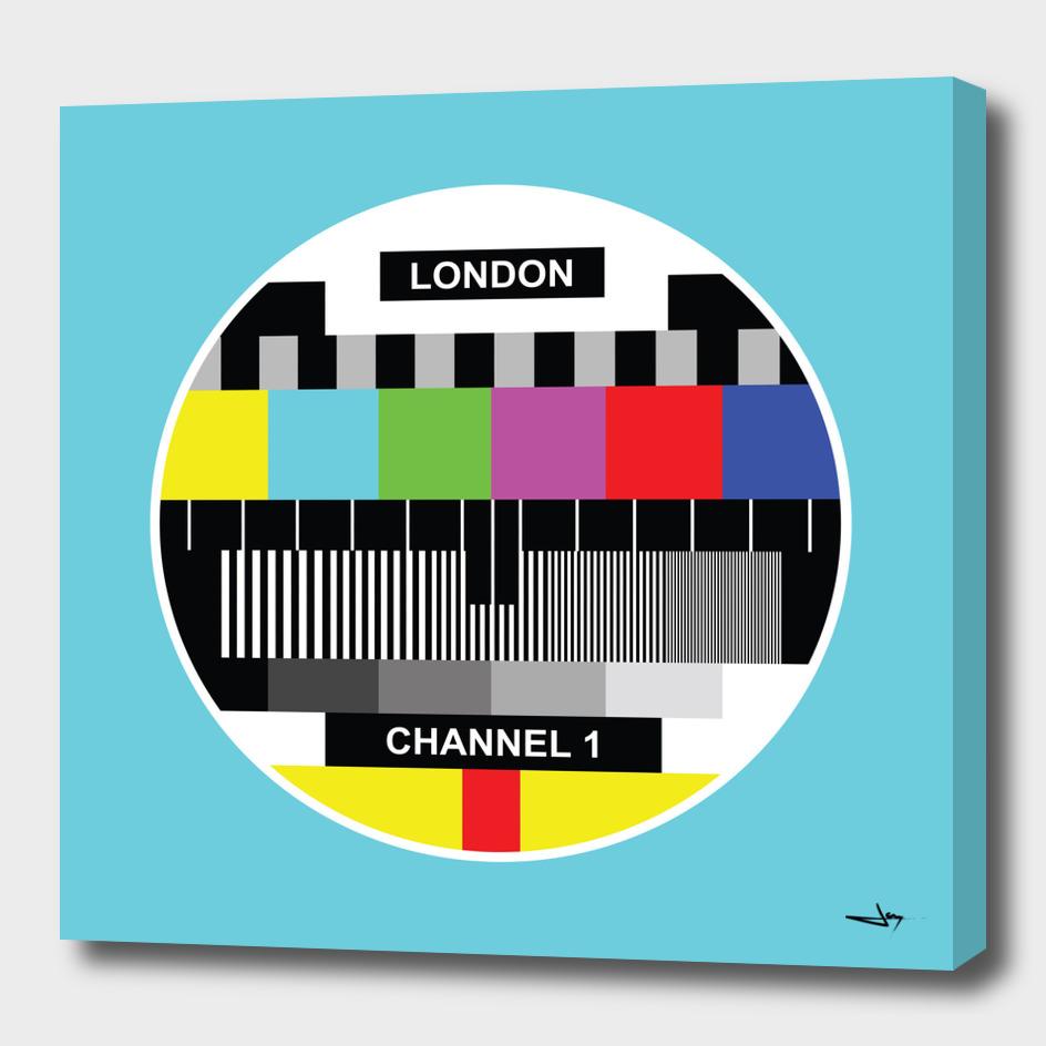 Blue London Channel 1