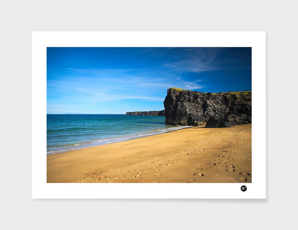 Skarðsvík Beach N°2