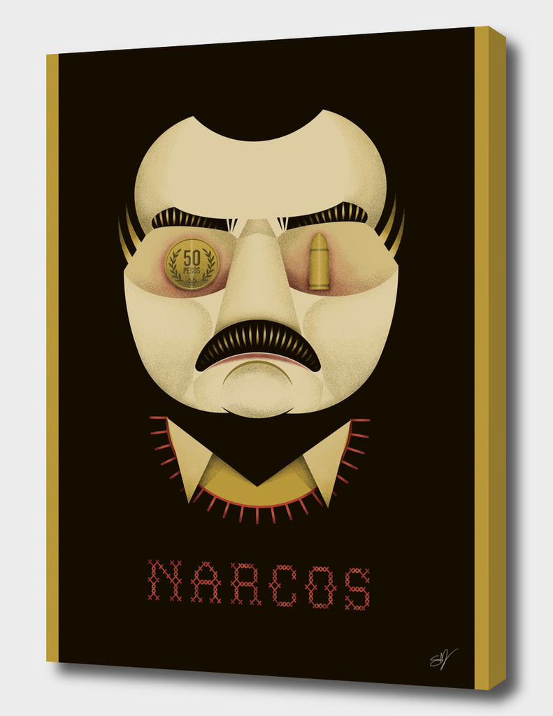 NARCOS Alternative Poster