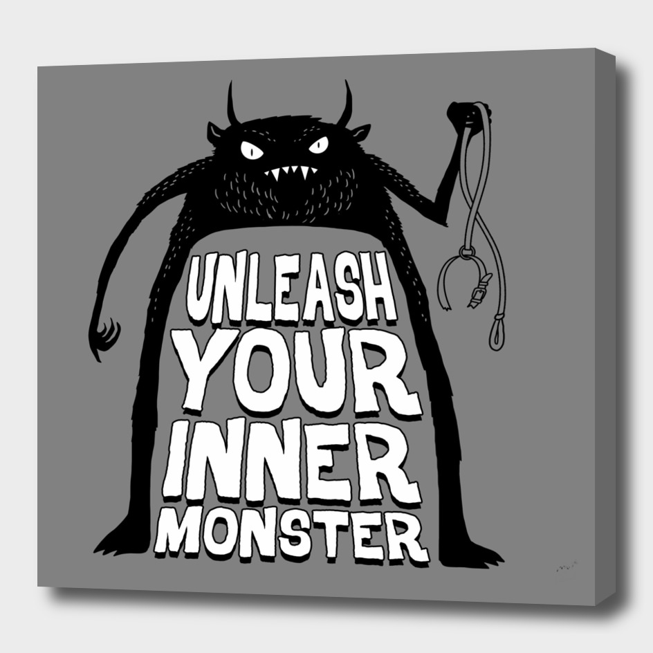 Unleash your inner monster