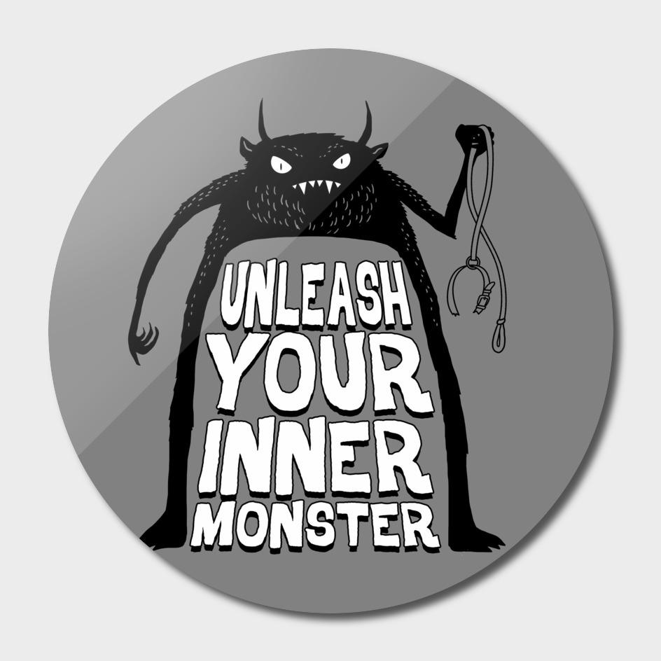 Unleash your inner monster