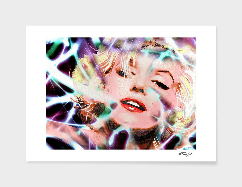 Marilyn Monroe Plastic