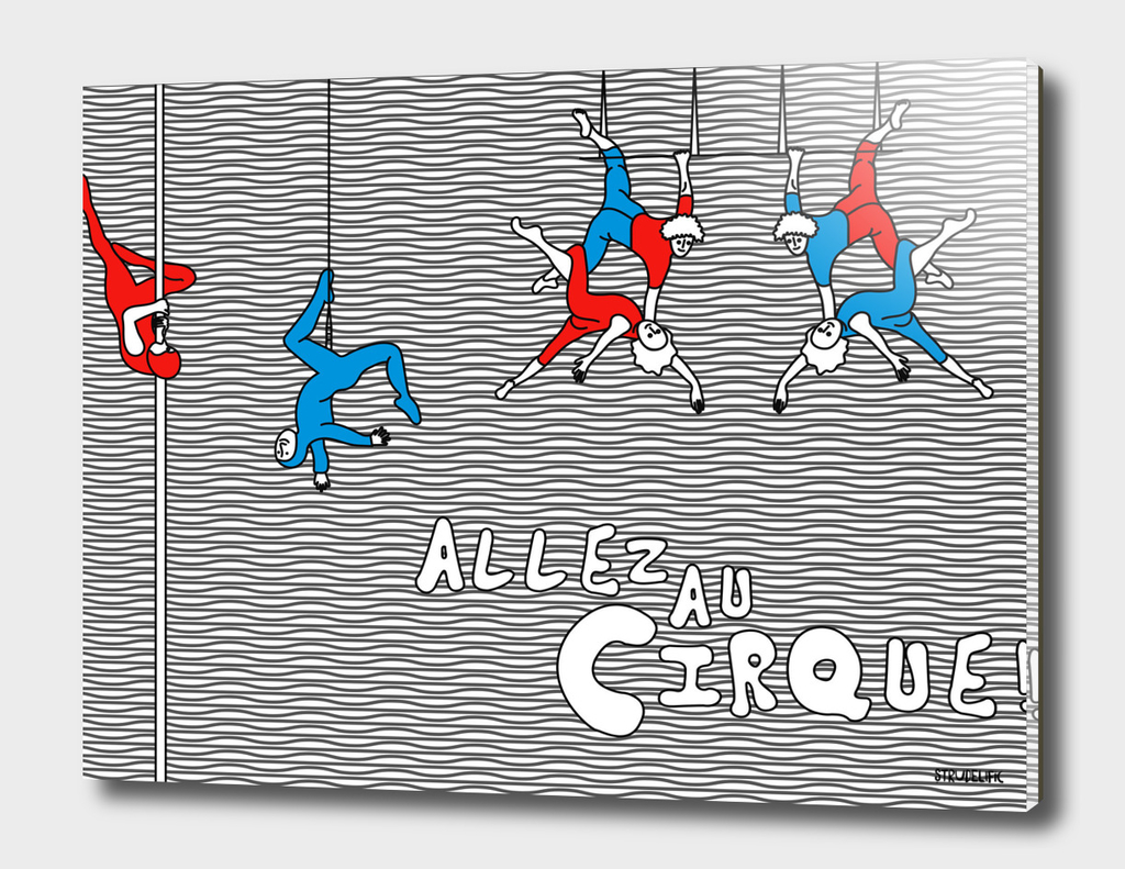Allez au cirque!