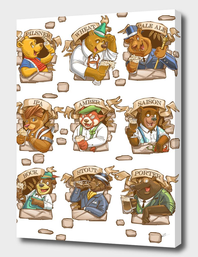 Beer Bears