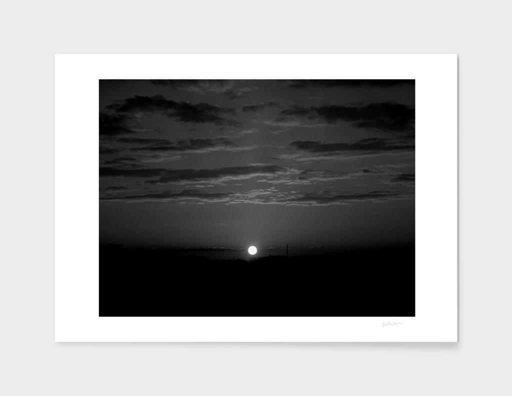 Monochrome Sunrise