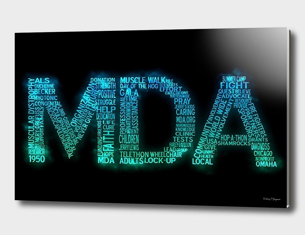 MDA Typography