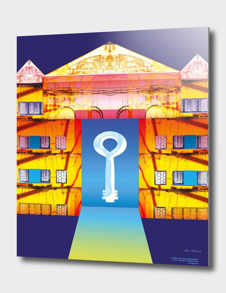 Good luck key