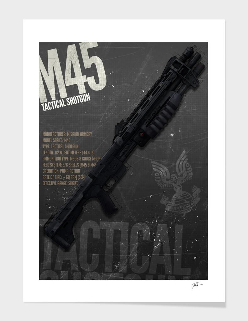 M45 Shotgun