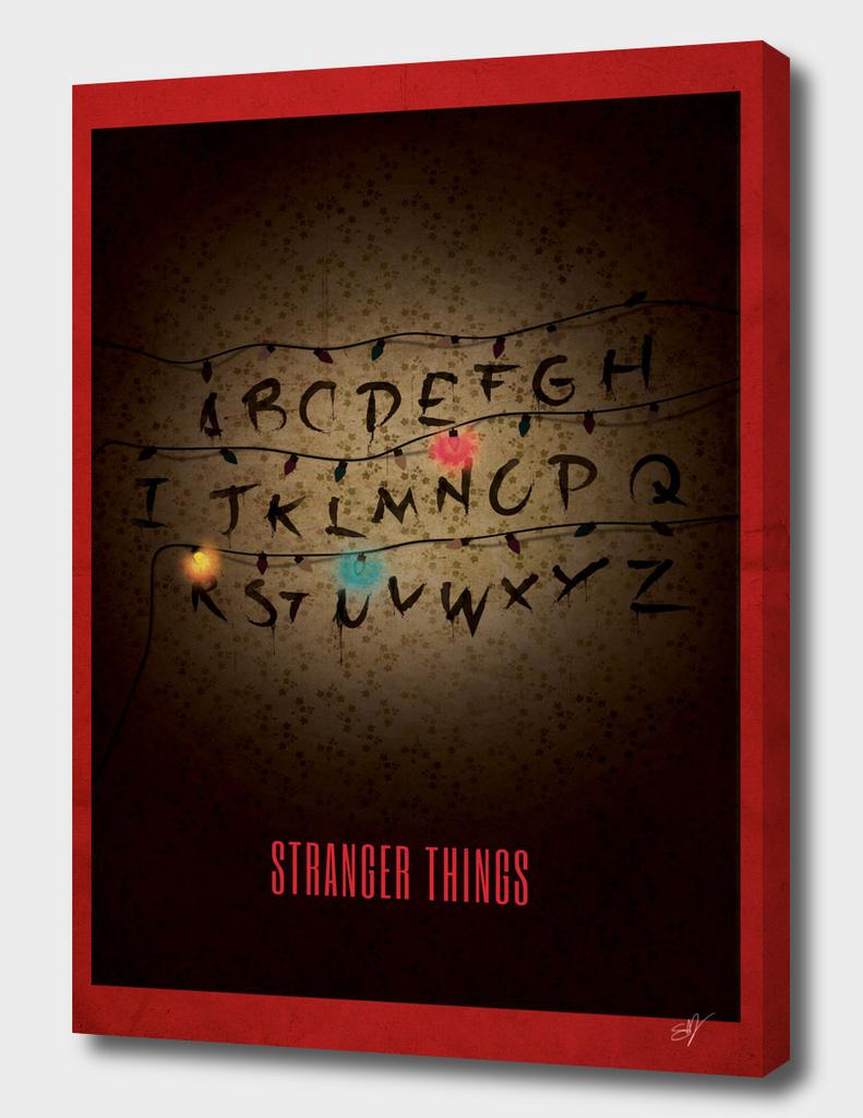 STRANGER THINGS Alternative Poster