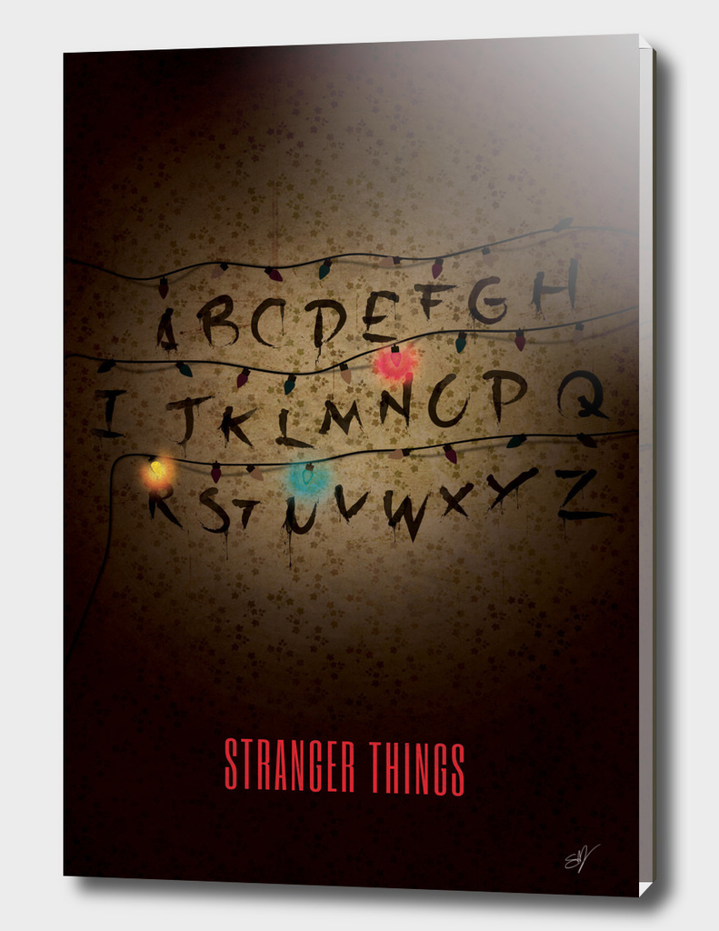 STRANGER THINGS Alternative Poster