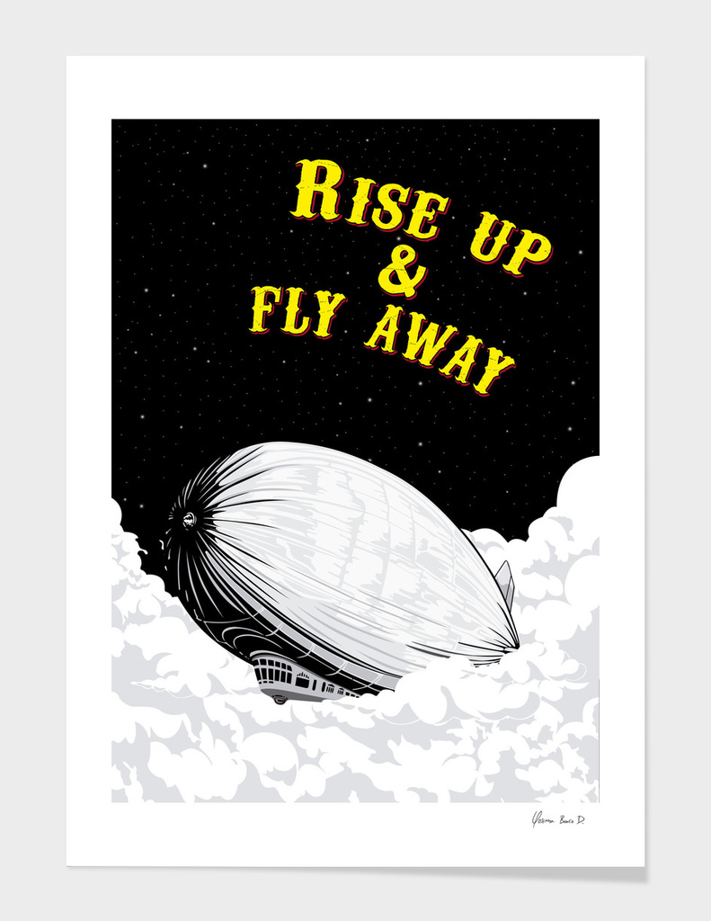 rise up & fly away