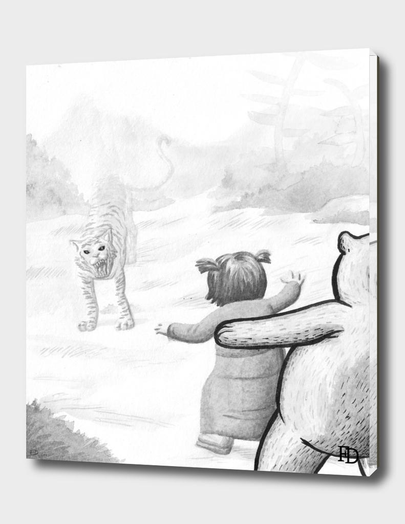 The Legend of the Panda Bear