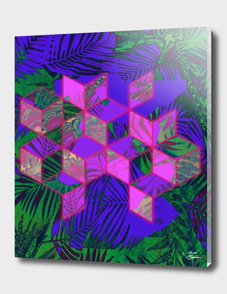 geometric plants