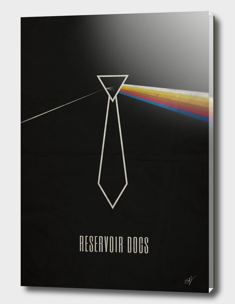 RESERVOIR DOGS Alternative Poster