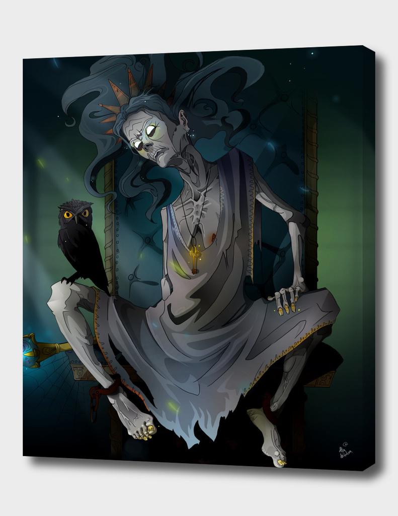 Ghost-queen