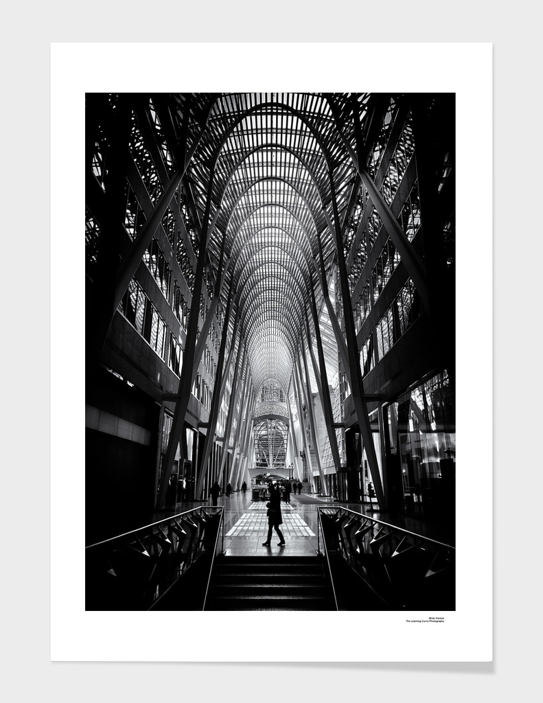 Allen Lambert Galleria Toronto Canada No 2