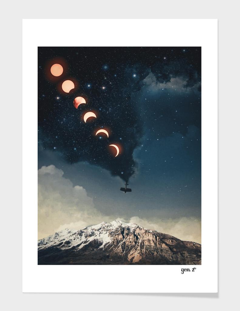 Moon Smoke by GEN Z