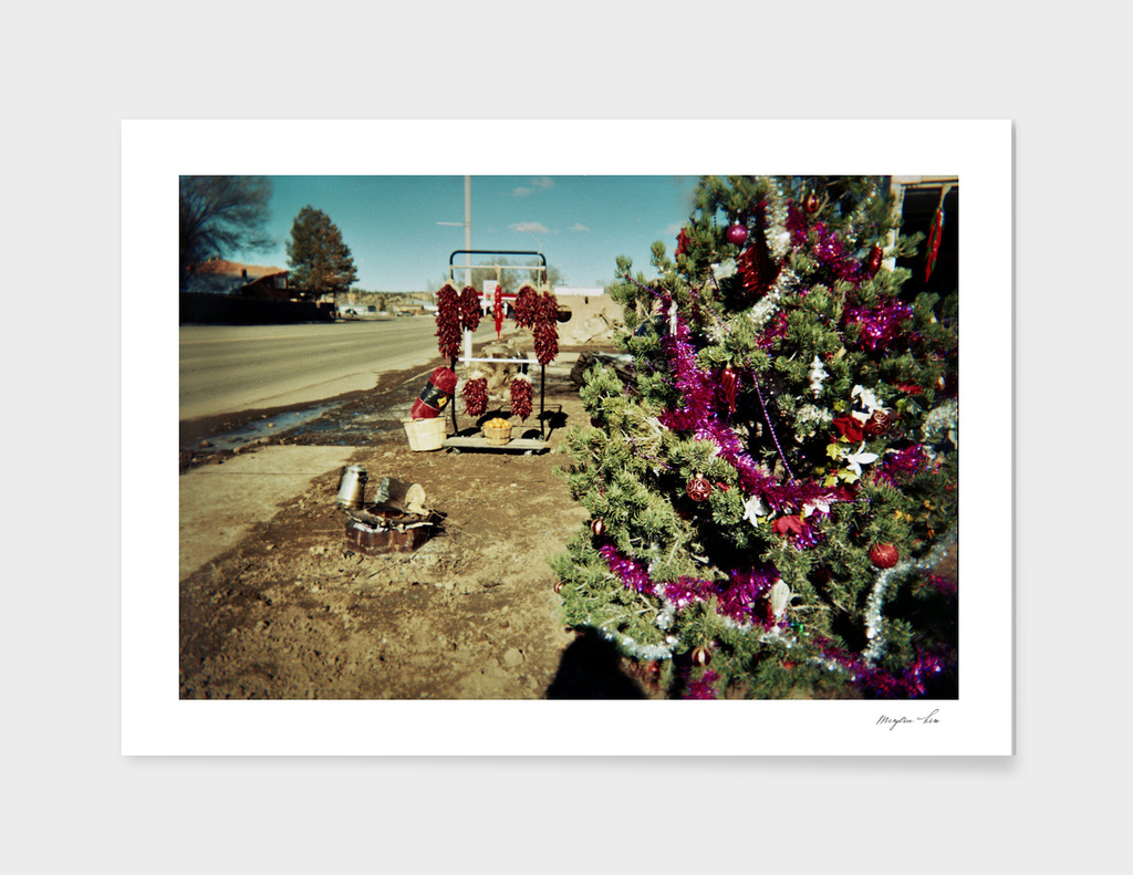 New Mexican Christmas