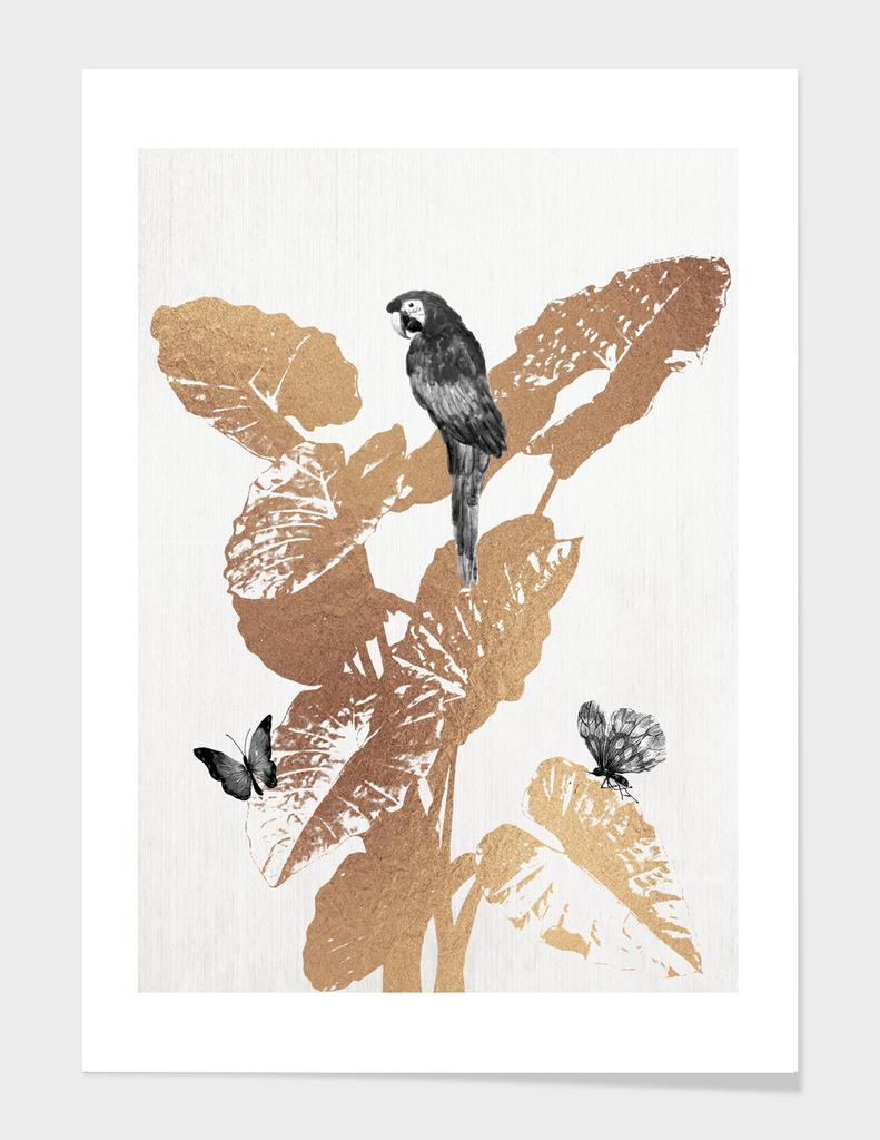 Fluttering Nature II-Rectangular Edition