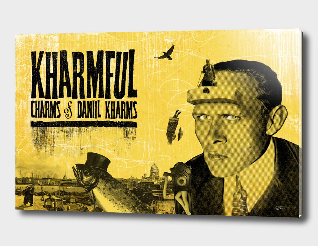 Daniil Kharm Collage
